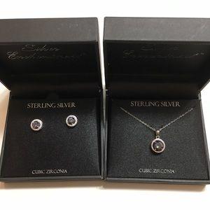 Jewelry - Beautiful earrings/necklace